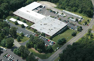 View of the Basement Systems® international headquarters