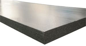 SilverGlo™ crawl space wall insulation available in Merrill