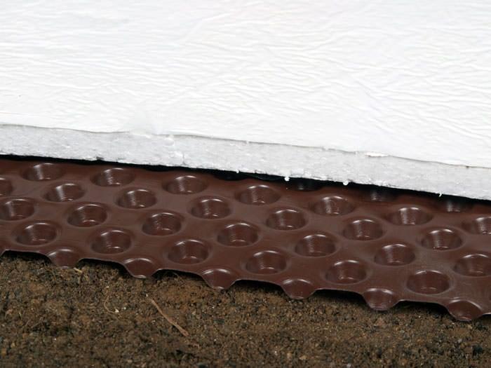 insulation with terrablock in wisconsin insulating crawl space floor
