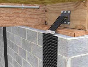 Basement Wall Reinforcement Carbonarmor And Armorlock