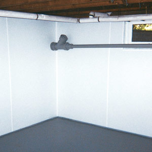Basement Wall Products In Appleton Green Bay Oshkosh Basement - Basement waterproofing products